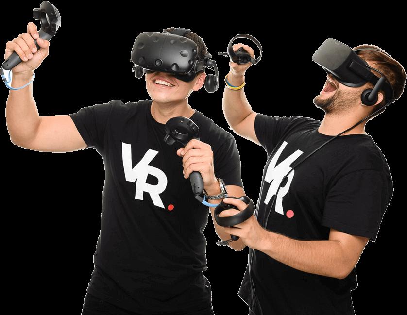 Stacjonarny punkt z VR