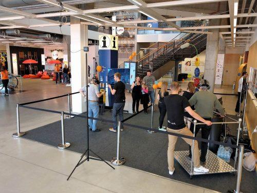 Wirtualna rzeczywistość w IKEA Wrocław. Oculus Rift, HTC VIVE, Samsung Gear VR