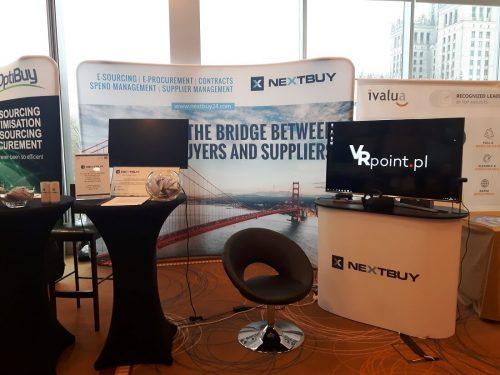 Wirtualna rzeczywistość na evencie - konferencji.