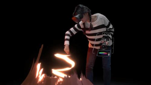 Wirtualna rzeczywistość Aplikacje kreatywne